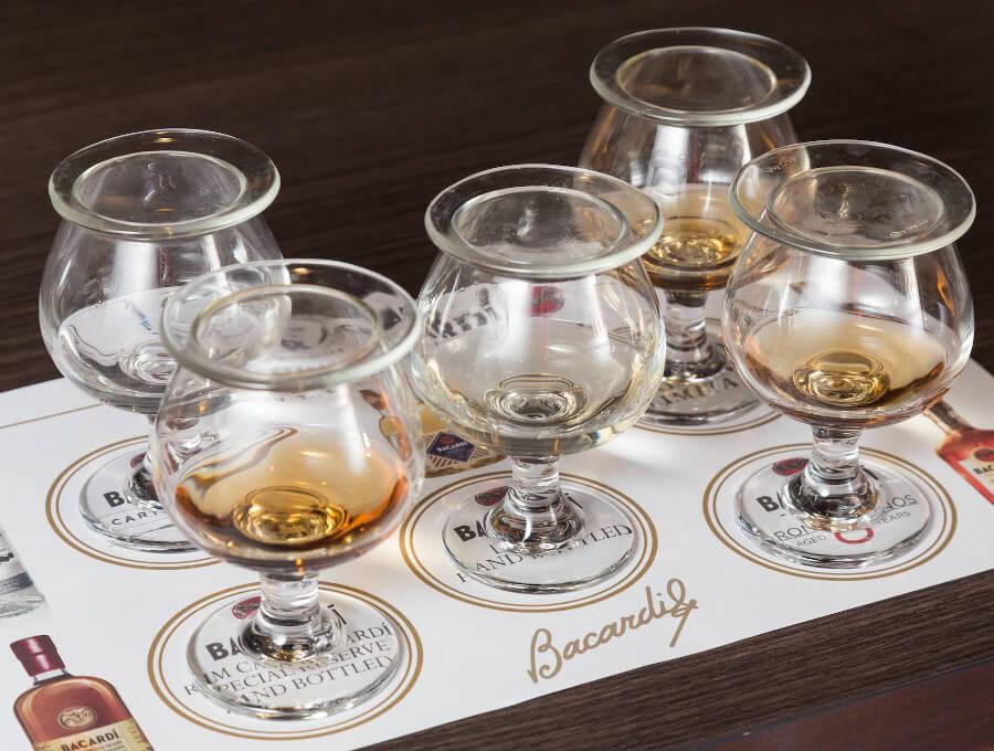 rum tasting tour